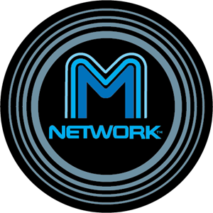 M Network Logo Vector