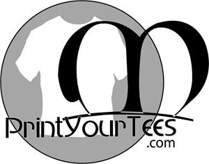 M Print Your Tees Logo Vector