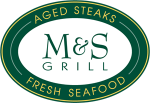 M&S Grill Logo Vector