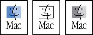 Mac OS Logo Vector