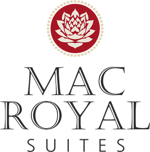 Mac Royal Suites Logo Vector