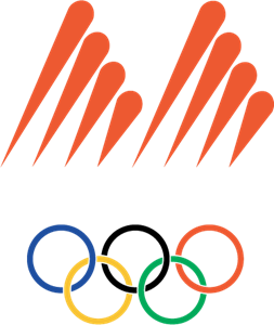 Macedonian Olympic Committee Logo Vector