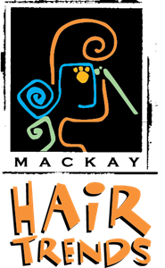 Mackay Hair Trends Logo Vector