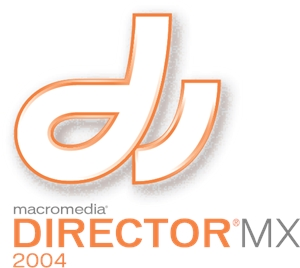 Macromedia Director MX 2004 Logo Vector