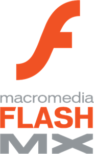 Macromedia Flash MX Logo Vector