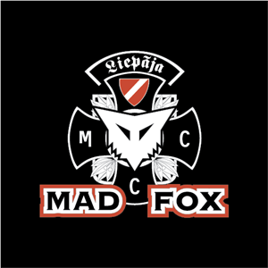 Mad Fox Logo Vector