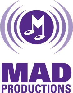 Mad Productions Logo Vector