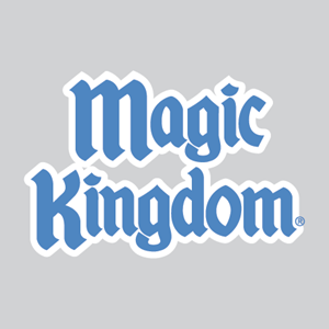 Magic Kingdom Logo Vector