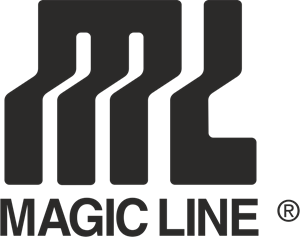 Magic Line Logo Vector