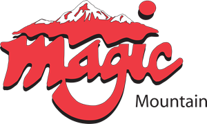 Magic Mountain Logo Vector