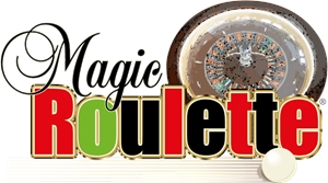 Magic Roulette Logo Vector