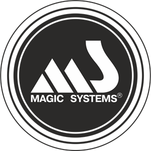 Magic Systems Logo Vector