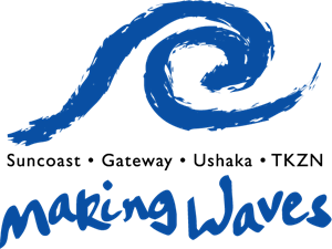 Making Waves Logo Vector