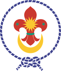 Malaysian Scouts' Association Logo Vector