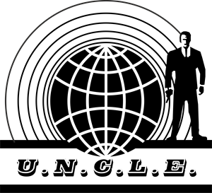 Man from U.N.C.L.E. Logo Vector