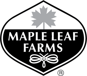 Maple Leaf Farms Logo Vector