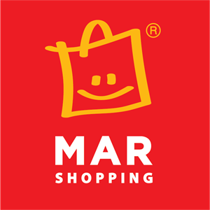 Mar Shopping Logo Vector