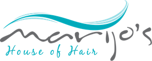 Marijo's House of Hair Logo Vector