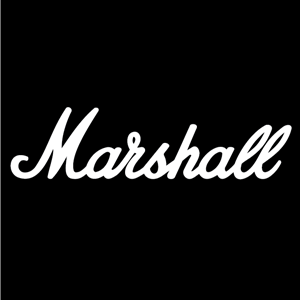 Marshall Amplification Logo Vector