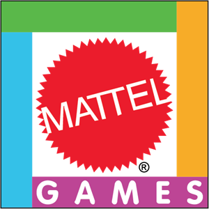 Mattel Games Logo Vector
