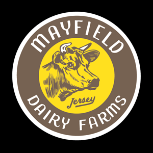 Mayfield Dairy Farms Logo Vector