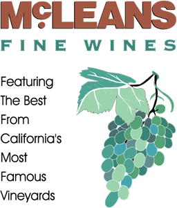 McLeans Fine Wines Logo Vector