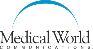 Medical World Communications Logo Vector