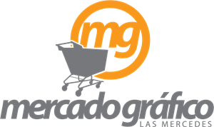 Mercado Grafico Logo Vector