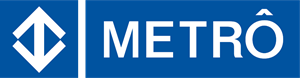 Metro - SP Logo Vector