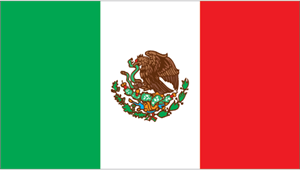 Mexico Logo Vector