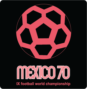 Mexico 1970 Logo Vector