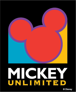 Mickey Unlimited Logo Vector