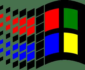 Microsoft MS-Dos Logo Vector ( EPS) Free Download