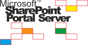 Microsoft SharePoint Portal Server Logo Vector
