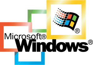 microsoft windows 2000 logo vector eps free download