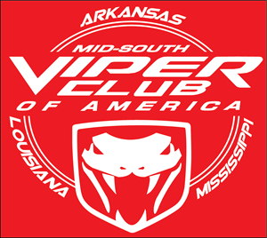 Mid South Viper Club of America Logo Vector