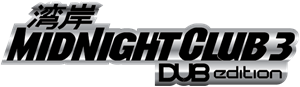 Midnight Club 3 Dub Edition Logo Vector