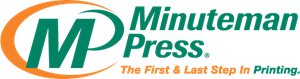 Minuteman Press Logo Vector