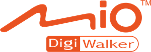 Mio Digi-Walker Logo Vector