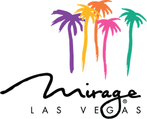 Mirage Hotel and Casino Logo Vector