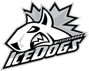 Mississauga Ice Dogs Logo Vector