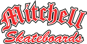 Mitchell Skateboards Logo Vector