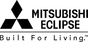 mitsubishi logo black. mitsubishi eclipse logo vector black