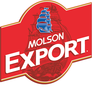 Molson Export Logo Vector