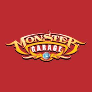 Monster Garage Logo Vector