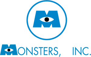 Monster Inc Logo Vector