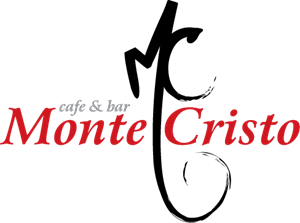 Monte Cristo Cafe & Bar Logo Vector