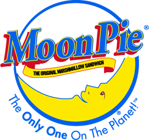 Moon Pie Logo Vector