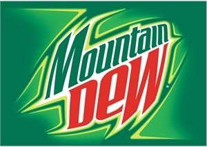 Mountain Dew Logo Vector