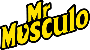 Mr. Musculo Logo Vector